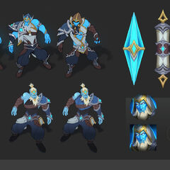 Championship Ryze Concept 2 (by Riot Artist <a href=