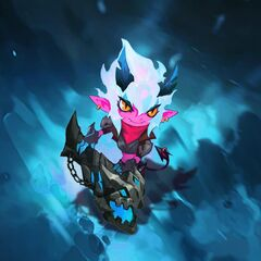 Little Demon Tristana Concept 13