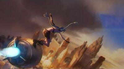 Музыка League of Legends Встречайте Джинкс