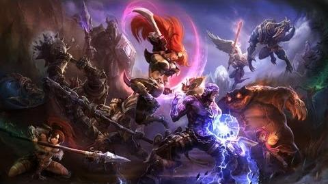 Bienvenido a League of Legends