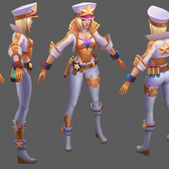 Prestige Arcade Caitlyn Model