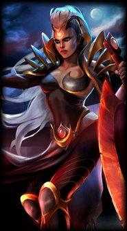 Emptylord Diana BloodMoon