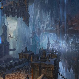 Warded Gateway to The Howling Abyss