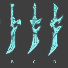 Death Sworn Katarina Concept 1 (by Riot Artist <a href=