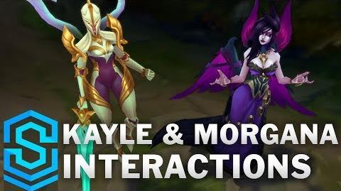 Morgana/Quotes | League of Legends Wiki | Fandom