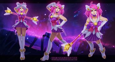 Lux Sternenwächterin model