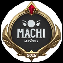 MSI 2018 Machi E-Sports Emote