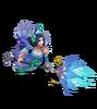 Nami Prächtiger Zauberstab Nami (Aquamarin) M