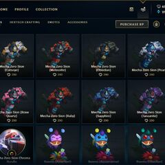 Chromas store page <small>(Patch <a href=