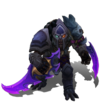 Rengar Headhunter (Tanzanite)