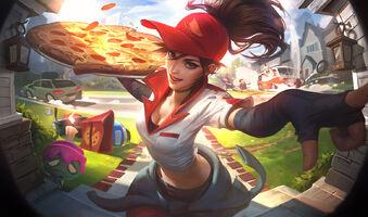Sivir Pizzabotin-Sivir S