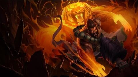 Spirit Guard Udyr Tiger Stance