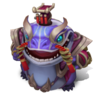 Tahm Kench CoinEmperor (Amethyst)