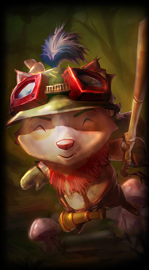 Teemo OriginalLoading old