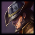 Twisted Fate Standard Twisted Fate Sq
