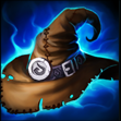 Wooglet's Witchcap item HD