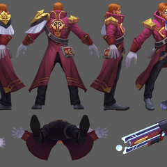 Battle Professor Graves Model