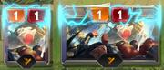 LoR Quick Attack Example Screenshot