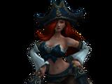 Miss Fortune/História
