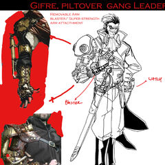 Piltover Gifre Concept (by Riot Artist <a rel=