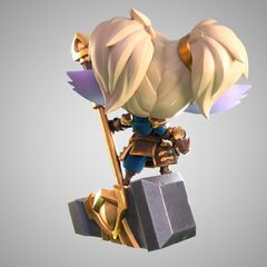 Poppy Statue Model 2 (by Riot Artists <a href=