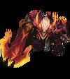 Trundle Drachentöter-Trundle (Rubin) M