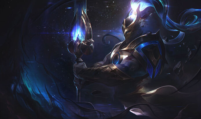 Xin Zhao.Kosmiczny Obrońca Xin Zhao.skórka.jpg
