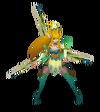 Irelia Himmlisches Schwert Irelia (Smaragd) M