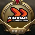 MSI 2018 KaBuM! e-Sports (Alt) profileicon.png
