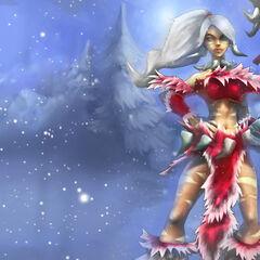 1st Snow Bunny Nidalee