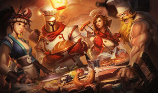 Pantheon Splash 8