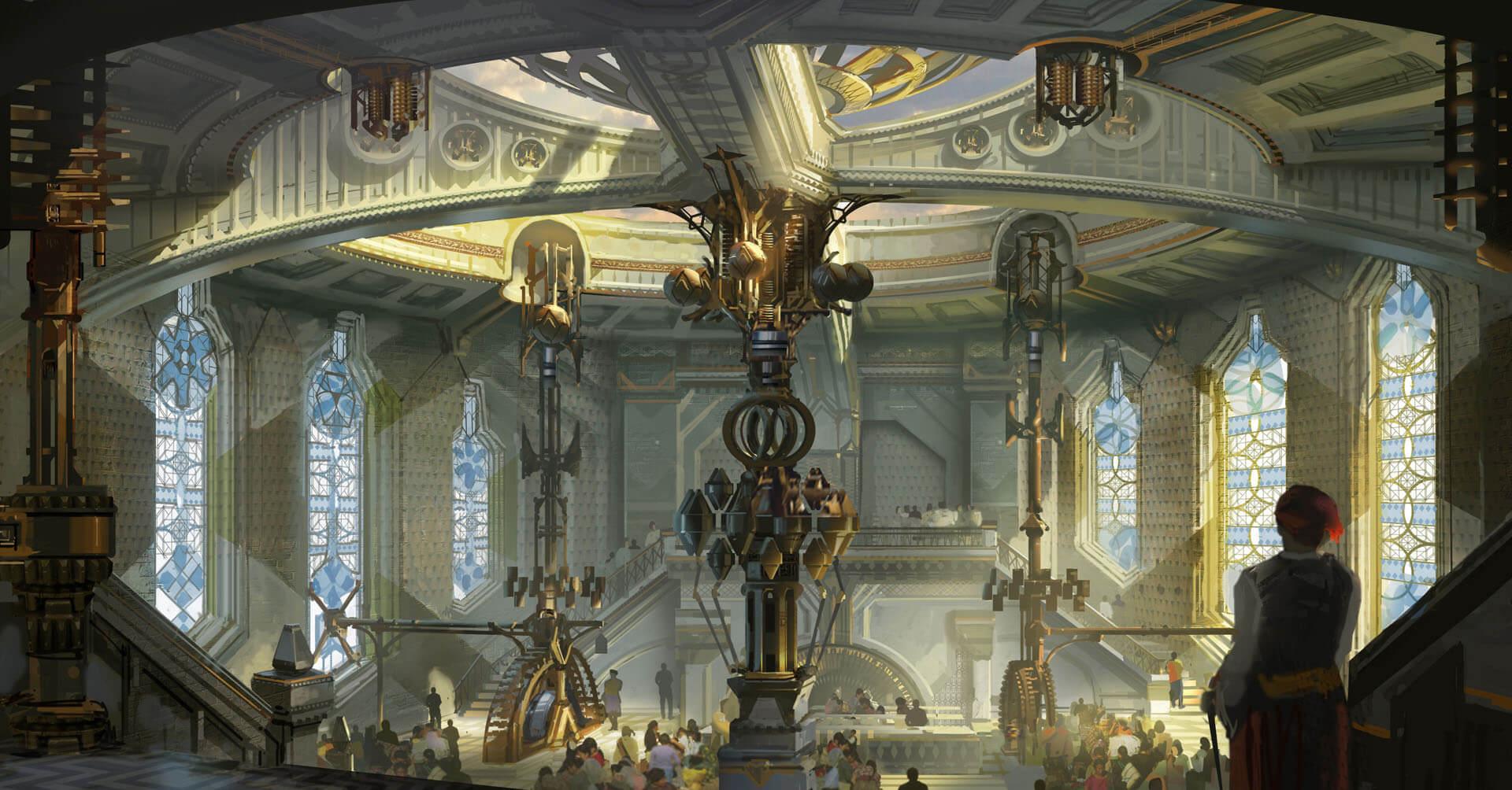 Piltover The Ecliptic Vaults