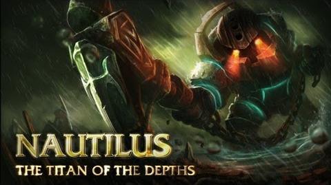 Prezentacja Bohatera - Nautilus, Tytan Głębin
