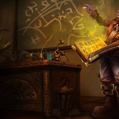 1st Professor Ryze