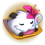 Snoozy Poro Emote
