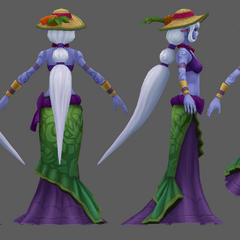Order of the Banana Soraka Model