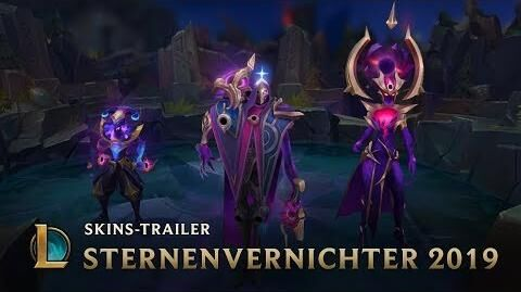 Sternenvernichter 2019 Skins-Trailer – League of Legends