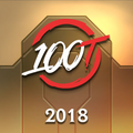 Worlds 2018 100 Thieves (Gold) profileicon.png