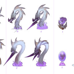 Dragon Sorceress Zyra Concept 7 (by Riot Artist <a href=