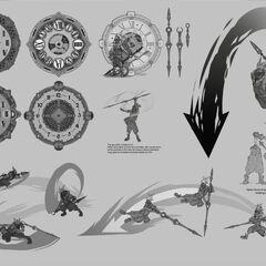 Ekko Concept 11 (by Riot Artist <a href=