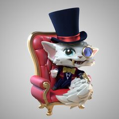 Gentleman Gnar Statue Model 1 (by Riot Artists <a href=