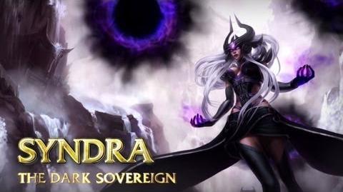 Prezentacja Bohatera - Syndra, Mroczna Władczyni