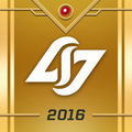 Worlds 2016 Counter Logic Gaming (Tier 2) profileicon.png