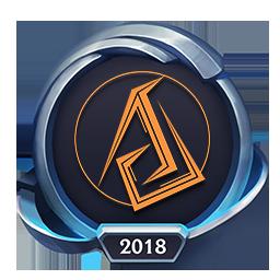 Worlds 2018 Ascension Gaming Emote