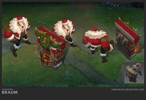 Braum Weihnachts- Konzept 01