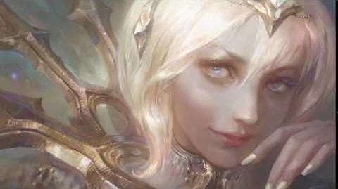 Elementalist Lux - Eye Movements WIP