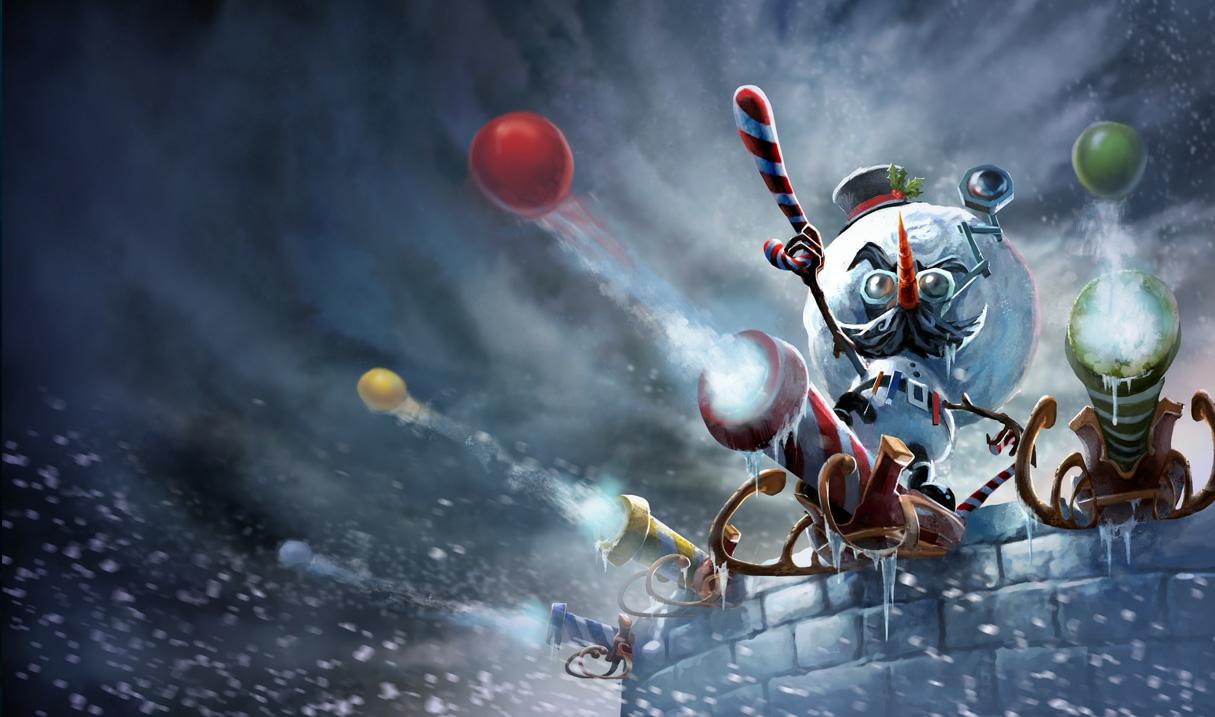 Heimerdinger Schneemerdinger S