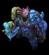Sion Worldbreaker (Aquamarine)