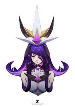 Syndra StarGuardian Concept 01