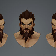 Spirit Guard Udyr Model 3 (by Riot Artist <a href=